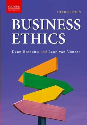 Ethics and the conduct of business 5th edition pdf