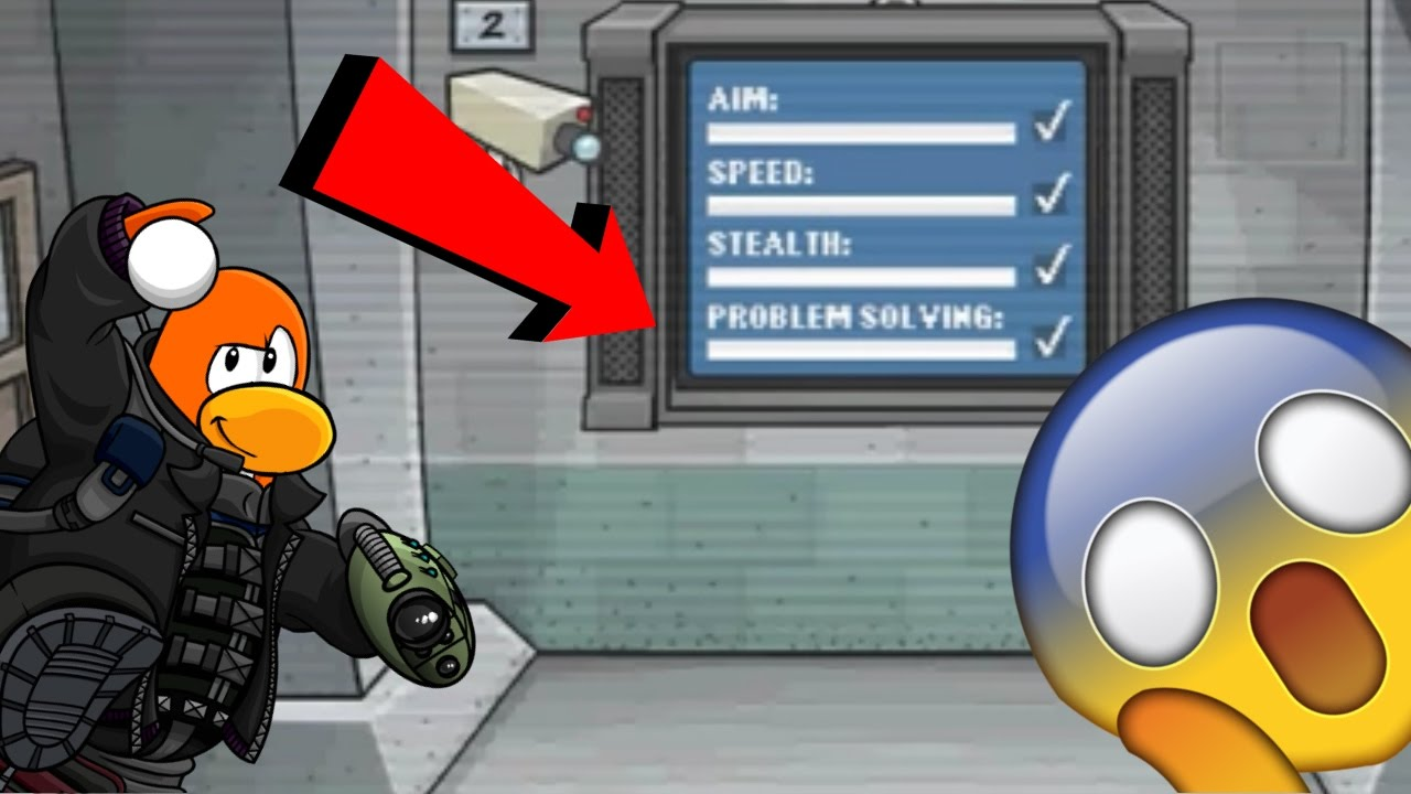 Club penguin rewritten how to get a camera