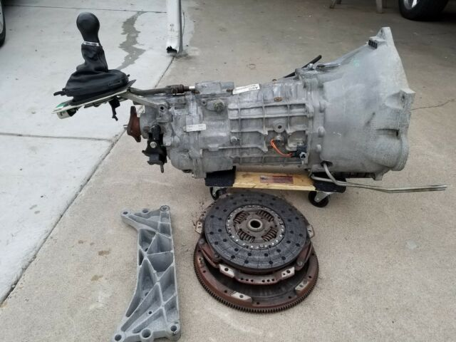 chevy truck 6 speed manual transmission