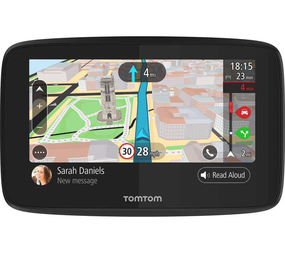 tomtom go 520 owners manual