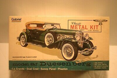 a classic metal kit by hubley packard dietrich instructions