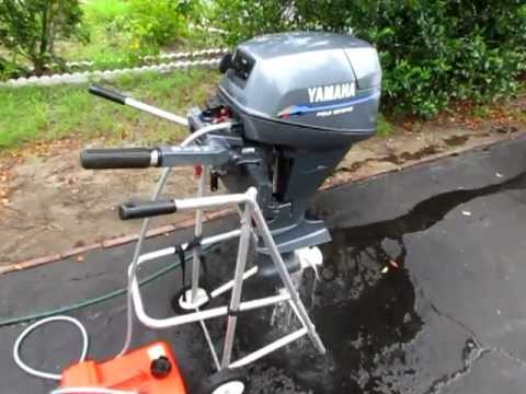 yamaha 9.9 four stroke manual