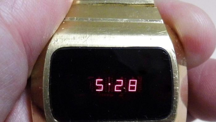 Armitron watch digital how to change time