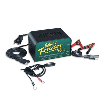 Battery tender power plus 3 amp charger manual