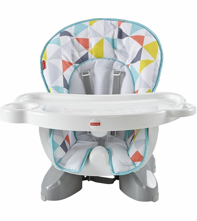 Fisher price space saver high chair manual