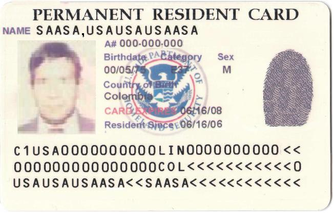Is secondary applicant a holder of visa