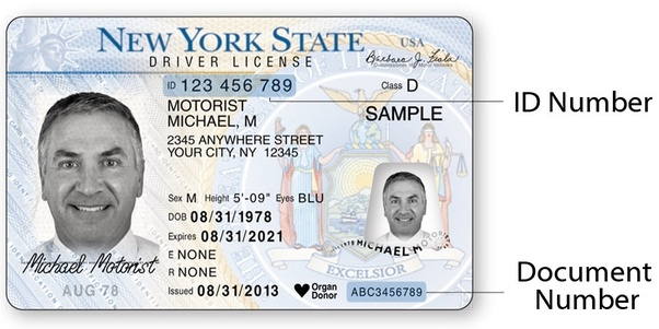 Toronto how to find your permit number